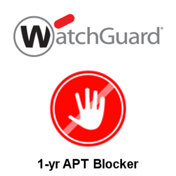 Picture of WatchGuard APT Blocker 1-yr for XTM 850