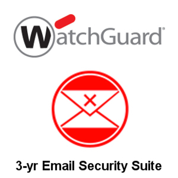 WatchGuard XCS 370 3-yr Email Security Suite Renewal