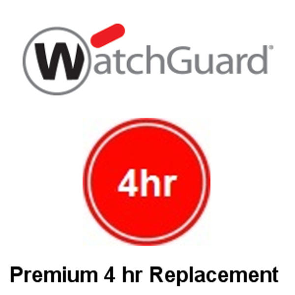 Picture of WatchGuard Firebox T50-W 1-yr Premium 4hr Replacement