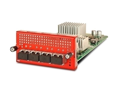 Picture of WatchGuard Firebox M4600 and 1-yr Standard Support