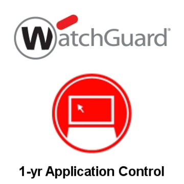 Picture of WatchGuard Application Control 1-yr for Firebox M4600