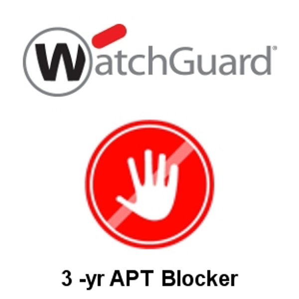 Picture of WatchGuard APT Blocker 3-yr for Firebox M4600