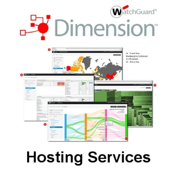 Picture of Hosted WatchGuard Dimension