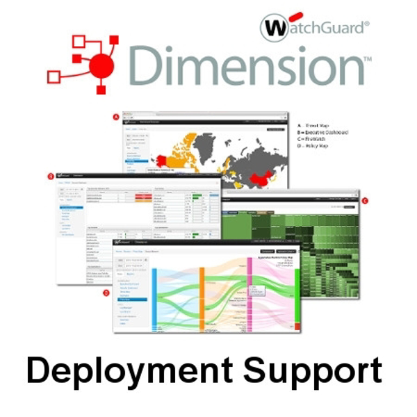 Picture of WatchGuard Dimension Deployment Support