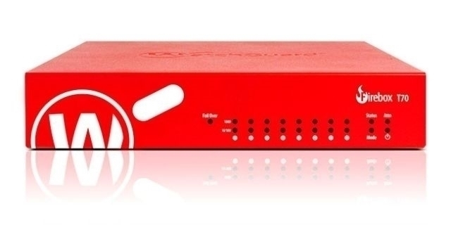 Warranty Trade up to WatchGuard Firebox T70 with 3-yr Total Security Suite (WW)