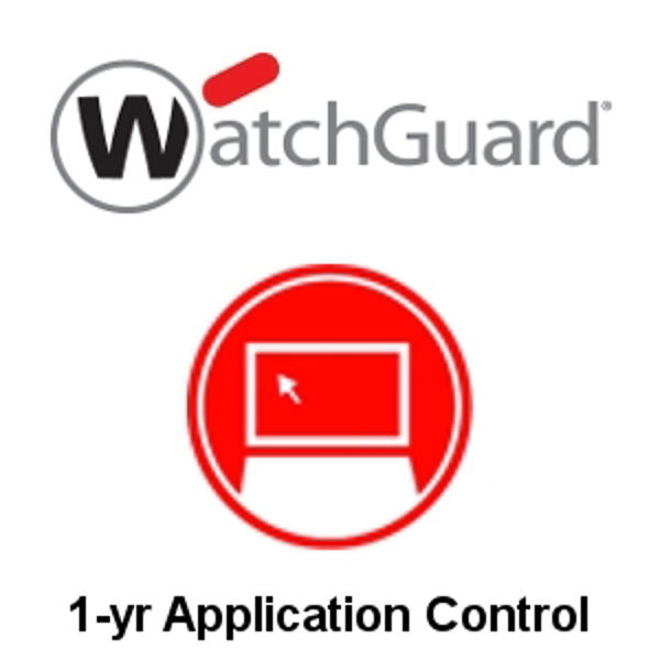 Picture of WatchGuard Application Control 1-yr for FireboxV Medium