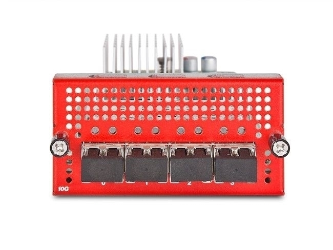 Picture of WatchGuard Firebox M470 with 1-yr Basic Security Suite