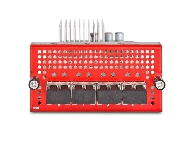 Picture of Trade Up to WatchGuard Firebox M470 with 1-yr Basic Security Suite