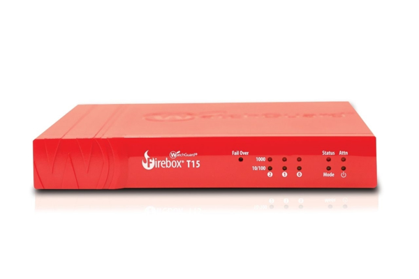 Picture of Trade Up to WatchGuard Firebox T15 with 3-yr Total Security Suite