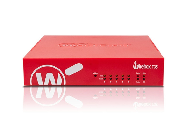 Picture of WatchGuard Firebox T35 with 1-yr Total Security Suite
