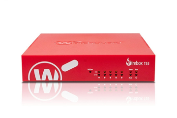Picture of Trade Up to WatchGuard Firebox T55 with 1-yr Basic Security Suite