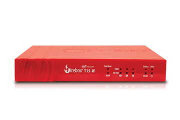 Picture of Trade Up to WatchGuard Firebox T15-W with 1-yr Basic Security Suite