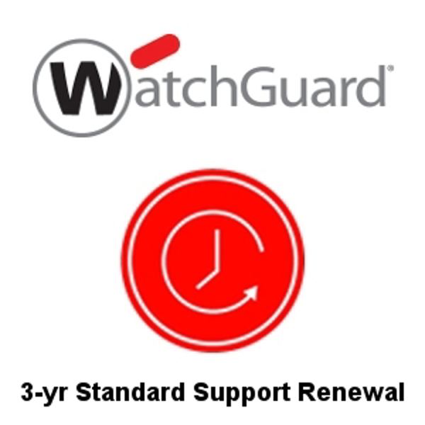 Picture of WatchGuard Standard Support Renewal 3-yr for Firebox T15