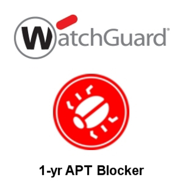 Picture of WatchGuard APT Blocker 1-yr for Firebox T15-W