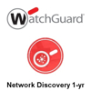 Picture of WatchGuard Network Discovery 1-yr for Firebox T35