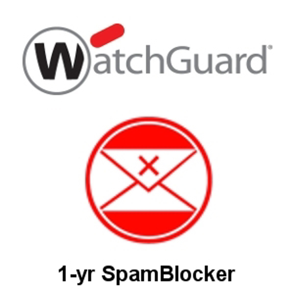 Picture of WatchGuard spamBlocker 1-yr for Firebox T35