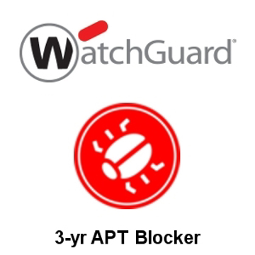 Picture of WatchGuard APT Blocker 3-yr for Firebox T55