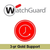Picture of WatchGuard Gold Support Upgrade 3-yr for Firebox M470