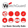 Picture of WatchGuard Basic Security Suite Renewal 3-yr for Firebox M670