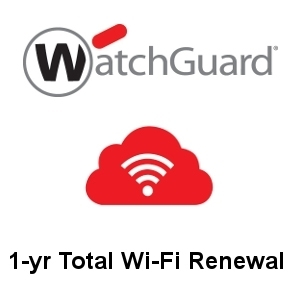 Picture of WatchGuard 1-yr Total Wi-Fi Renewal