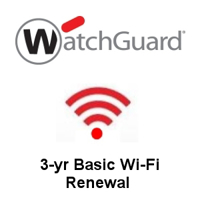 Picture of WatchGuard 3-yr Basic Wi-Fi Renewal