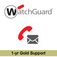 Picture of WatchGuard Gold Support Renewal 1-yr for Firebox M270