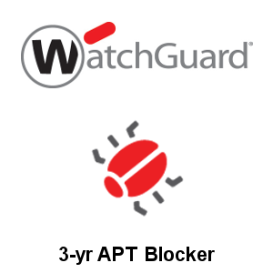 Picture of WatchGuard APT Blocker 3-yr for Firebox M270