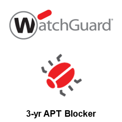 Picture of WatchGuard APT Blocker 3-yr for Firebox M270