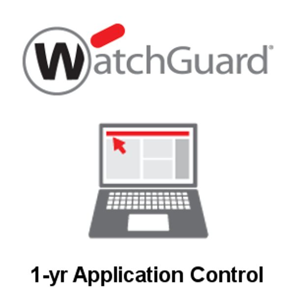 Picture of WatchGuard Application Control 1-yr for Firebox M270