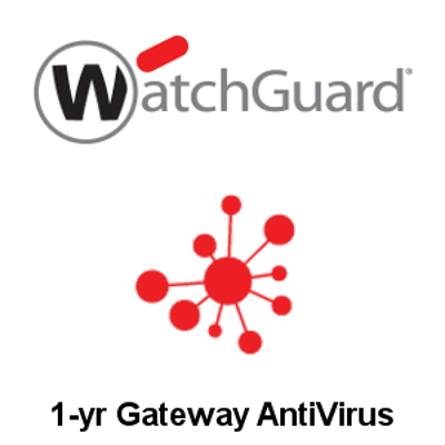 Picture of WatchGuard Gateway AntiVirus 1-yr for Firebox M270