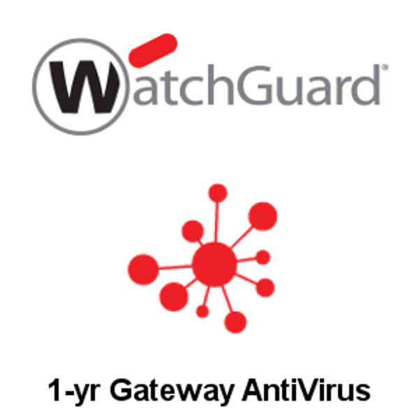 Picture of WatchGuard Gateway AntiVirus 1-yr for Firebox M270