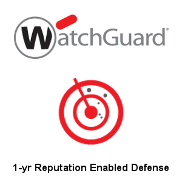 Picture of WatchGuard Reputation Enabled Defense 1-yr for Firebox M270