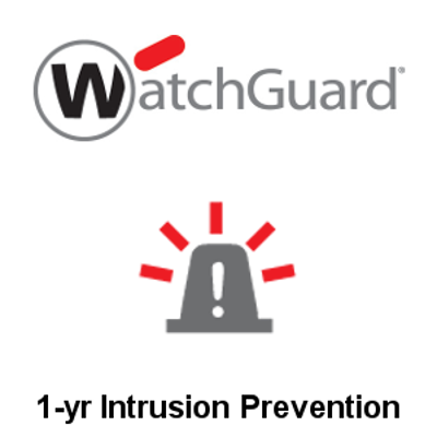 Picture of WatchGuard Intrusion Prevention Service 1-yr for Firebox M270