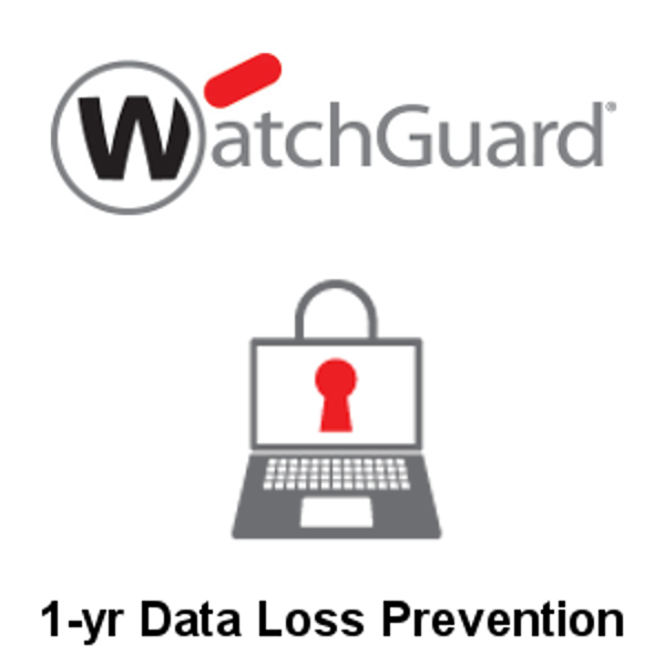 Picture of WatchGuard Data Loss Prevention 1-yr for Firebox M270