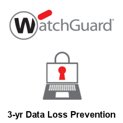 Picture of WatchGuard Data Loss Prevention 3-yr for Firebox M270