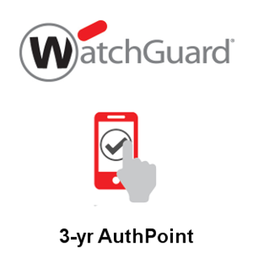 Picture of WatchGuard AuthPoint - 3 year