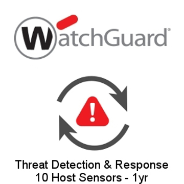 Picture of WatchGuard Threat Detection and Response - 10 Host Sensors