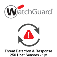 Picture of WatchGuard Threat Detection and Response - 250 Host Sensors