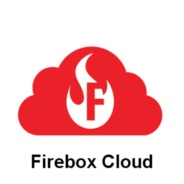 Picture of Trade Up to Firebox Cloud Medium with 3-yr Basic Security Suite