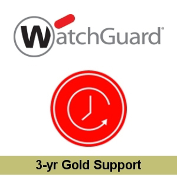 Picture of WatchGuard Gold Support Upgrade 3-yr for Firebox T35-R