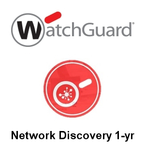 Picture of WatchGuard Network Discovery 1-yr for Firebox T35-R