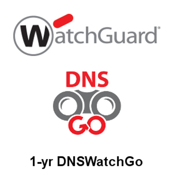 Picture of WatchGuard DNSWatchGo - 1 year