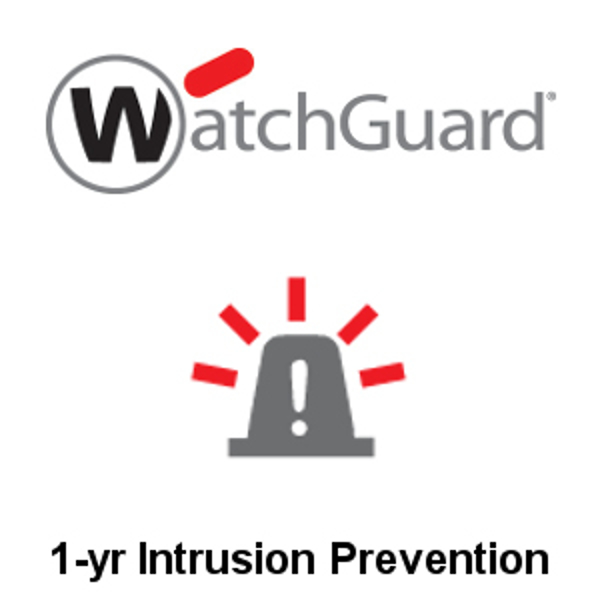 Picture of WatchGuard Intrusion Prevention Service 1-yr for Firebox T55