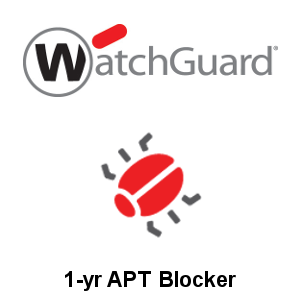 Picture of WatchGuard APT Blocker 1-yr for Firebox T20