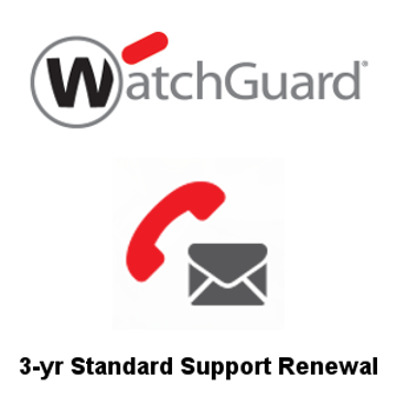 Picture of WatchGuard Standard Support Renewal 3-yr for Firebox T40-W