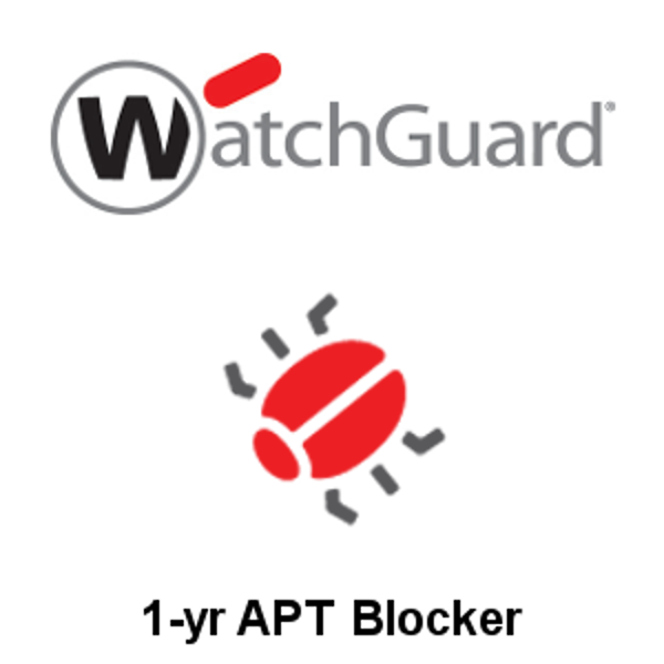 Picture of WatchGuard APT Blocker 1-yr for Firebox T40-W