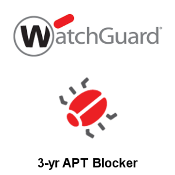 Picture of WatchGuard APT Blocker 3-yr for Firebox T80